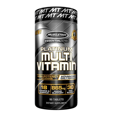 MuscleTech Advanced Daily Multivitamin (30-Day Supply)