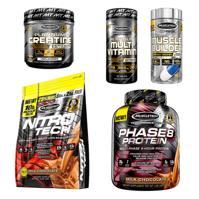 MuscleTech protein supplements