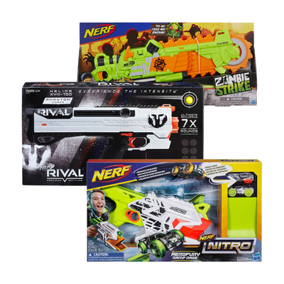 6eca24aeeab Pick up two Nerf products and get another free at Target this week only