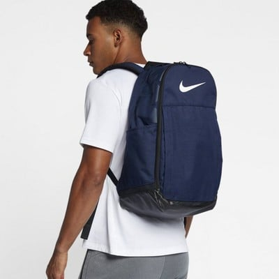 8bfdd60f59a5 This extra-large Nike Men s Brasilia training backpack is down to  28