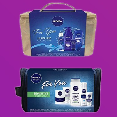 b45e103ff4fd Replenish your shower and your skin s moisture with up to 50% off a Nivea  gift set