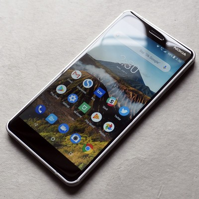 Nokia 6.1 Android One 32GB unlocked smartphone