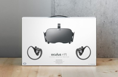 4ab6c32cf174 Escape reality for a little with the Oculus Rift + Touch Bundle    100 gift  card for  399