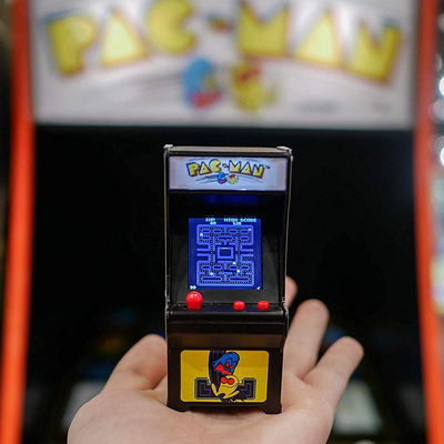 Keep a Tiny Arcade in your bag at all times with these miniature