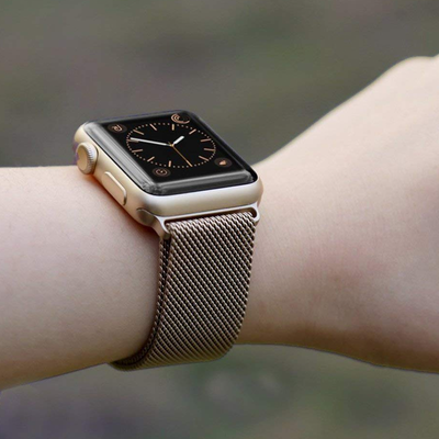 c345c45584b Refresh your Apple Watch with a Milanese Loop band for as low as  5