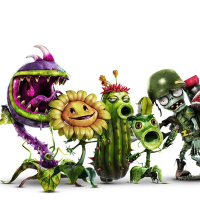 Play Plants vs Zombies: Garden Warfare 2 on PS4 or Xbox One