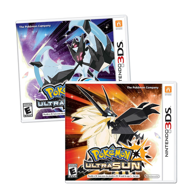 20777bcbfc4 Become a Pokémon master with Ultra Sun or Ultra Moon on Nintendo 3DS for $30