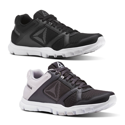 hot sale online e4341 8961b Step into a fresh pair of Reebok Yourflex training shoes for just  30 with  free shipping