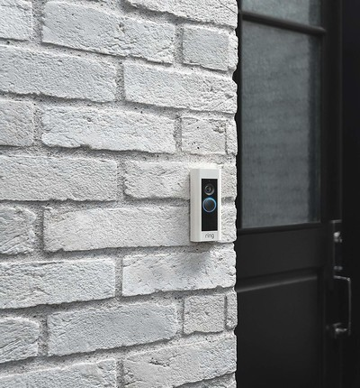Amazon Prime members can save almost $100 on a certified refurbished Ring Video Doorbell Pro