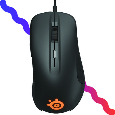 Grab the SteelSeries Rival 300 optical gaming mouse for $25