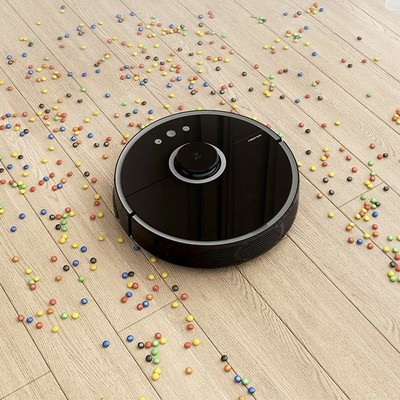 Sweep, mop, and schedule it all with the discounted Roborock smart robovac
