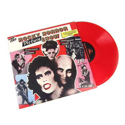 The iconic 'The Rocky Horror Picture Show' soundtrack on