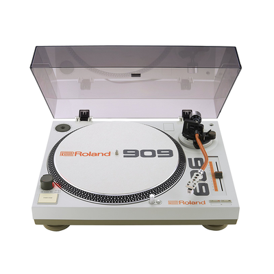 bde50eaec1 The  220 Roland TT-99 Turntable is perfect for aspiring vinyl enthusiasts