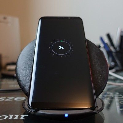 Samsung Fast Wireless Charging Stand