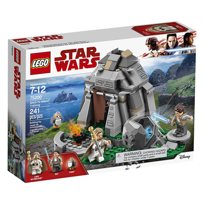 Save 20 Off The New Lego Star Wars Ahch To Island Training Building