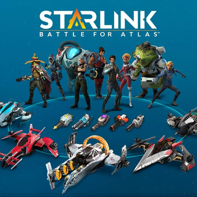 cf95d15083049 Bring your toys to life with the Starlink  Battle for Atlas Starter Edition  at an all-time low price