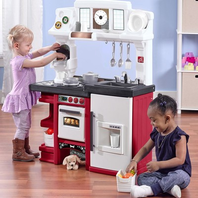 Step2 Coffee Time Play Kitchen Set
