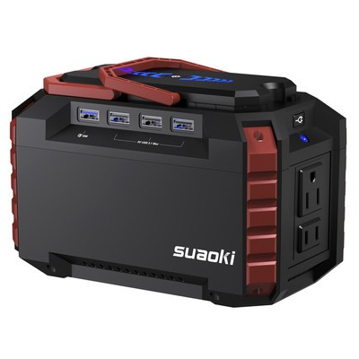 Suaoki Portable Power Station 150 Wh camping generator