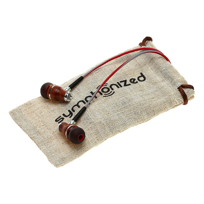 e3ca5756062696 Grab a pair of the $11 NRG Noise-Isolating Wood Earphones in one of six  color combinations