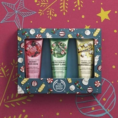 The Body Shop Sitewide Sale
