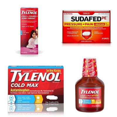 $2 Off Tylenol Coupon