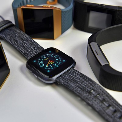 Fitbit's Versa fitness tracker is down to just $160 for a