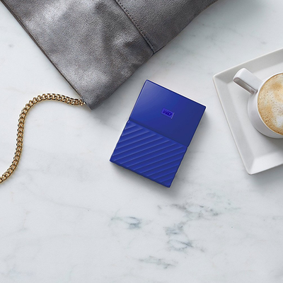 0c0da276c8 Store and save with the £88 WD 4TB My Passport Portable External Hard Drive