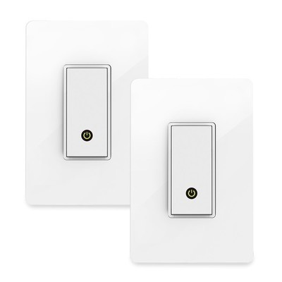 Wemo in-wall smart switch 2-pack