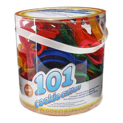 e3fa06ddcb5 Be ready for every holiday with this  10 Wilton 101-piece cookie set