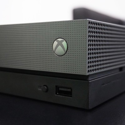 Xbox One X 1TB gaming console