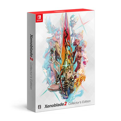 Start a new journey in Xenoblade Chronicles 2: Special