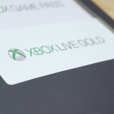 Xbox Live Gold 3 or 6 month membership