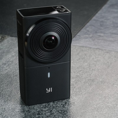 Yi 360 VR dual-lens panoramic camera