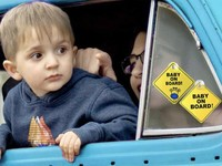 Best Baby on Board signs in 2021