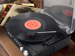 This one-day sale on 1byone turntables is the most affordable way to start spinning vinyl records