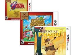 A ton of Nintendo 3DS games are only $5 each, but you need to move quickly