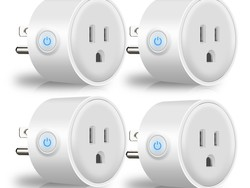 This discounted 4-pack of smart plugs brings the cost of each one to just $8