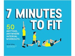 Get some new interval workout ideas with this $0.60 Kindle book
