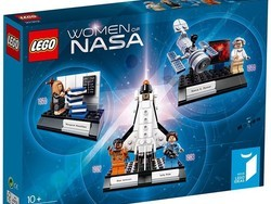 LEGO's Women of NASA kit is available again for just $20