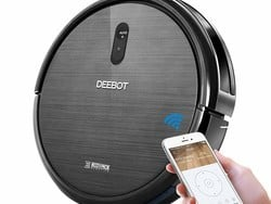 Treat your home to an Ecovacs Deebot N79 robot vacuum cleaner for just $160 today