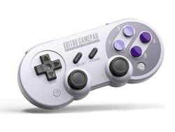 Add a retro twist to your gaming experience with this $45 8Bitdo SN30 pro controller