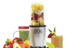 Snag the 7-piece Magic Bullet (silver) for $20