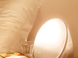 The $85 Philips Wake-Up Light and Sunlight Simulation Alarm is worth every penny