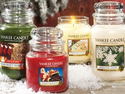 Today only, you can get 5 large Yankee Candles for $55