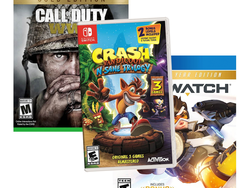 Call of Duty, Overwatch and Crash Bandicoot games are 50% off today only via Best Buy