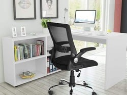Have a seat with the $74 Aingoo Mid-Back Mesh Office Chair