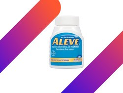 Grab a bottle of 270-count Aleve caplets for just $6