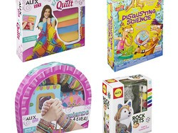 Save up to 40% on these popular toys from Alex that will help your kids get creative