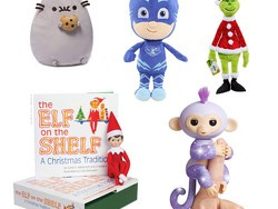 A bunch of cute and cuddly plush pals are up to 35% off today
