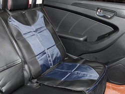 Keep your car's interior protected with this $10 AmazonBasics Car Seat Protector